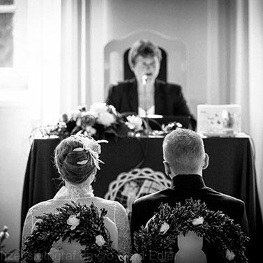 Hochzeitsfotos | Der Augenblick