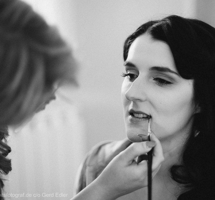 Hochzeitsfotos | Getting Ready
