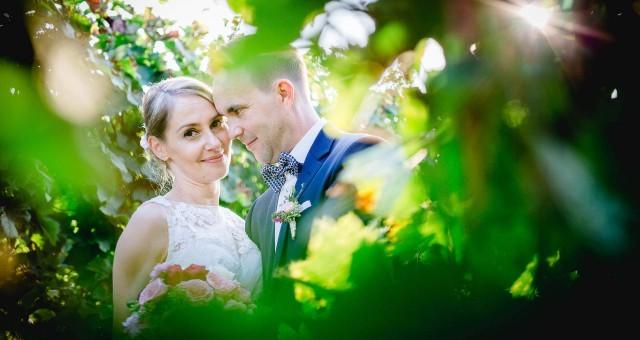 Hochzeitsfotos im Weingut Schloss Proschwitz