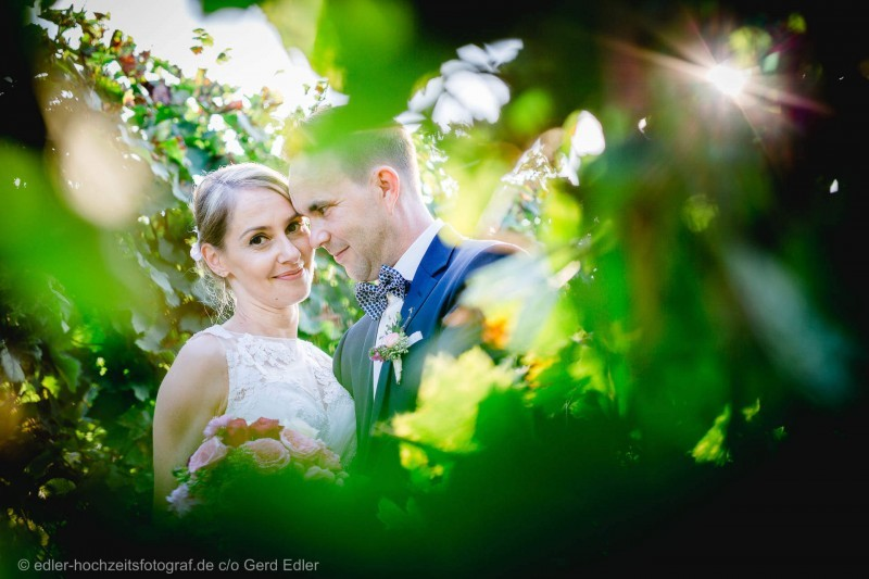 Hochzeitsfotos Weingut Schloss Proschwitz