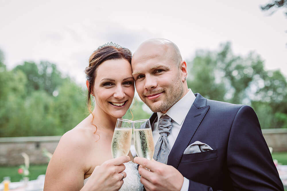 Hochzeitsfotos Villa Glückelsberg Flöha