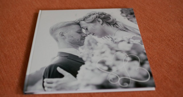 Hochzeitsfotobuch Test
